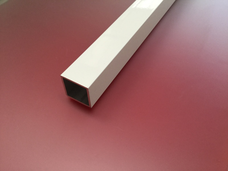 tube aluminium carr 40x40. Black Bedroom Furniture Sets. Home Design Ideas